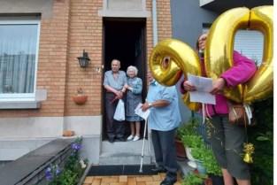 Sint-Cécilia verrast 'de vedet van de fanfaar' Julien (90) met concert aan zijn deur