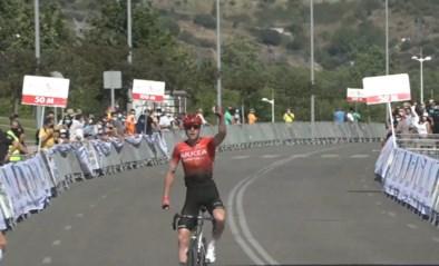 Fransman Matis Louvel steekt met Ronde van Castilië eerste profzege op zak, jonge Italiaan van Lotto Soudal strandt op tweede plaats