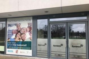 Nog 10.000 prikjes in vaccinatiecentrum Rotselaar