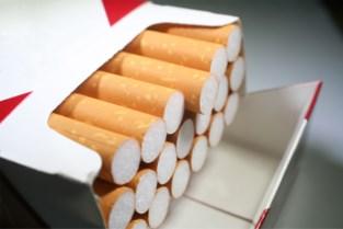 Waalse man steelt twee pakjes sigaretten