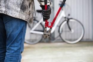 Jaar effectieve celstraf voor fietsendief