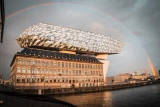 Schitterende beelden van (dubbele) regenboog boven Antwerpen: stuur ons jouw foto
