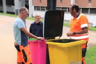 """Deze vuilnisbakken kan je niet missen: """"Hopelijk laten bezoekers het park nu wel netjes achter"""""""