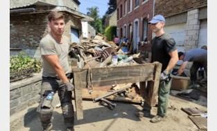 """Gentse commissaris Joeri (28) coördineert 200 flikken in Waalse rampgebied: """"Je ziet zoveel leed"""""""