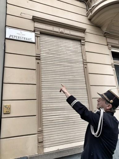 """Deze Gentse straat krijgt eindelijk een terras, inclusief eigen Belleman: """"Leven brengen na corona"""""""