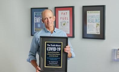 """De osteopaat die fortuinen verdient met verspreiden van coronacomplotten: """"Ik ben toch niet groter dan Biden?"""""""