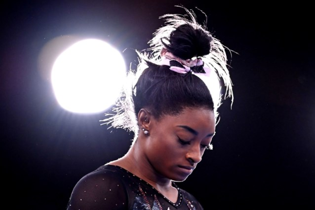 """Simone Biles reageert na vele steunbetuigingen: """"Nooit geloofd dat ik meer zou betekenen dan mijn prestaties"""""""