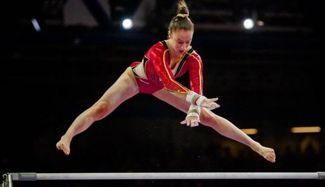 LIVE. Pakt Nina Derwael een medaille in allround-finale?