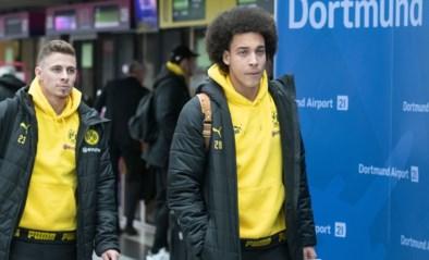 Borussia Dortmund verwelkomt na Axel Witsel en Thomas Meunier ook Thorgan Hazard op trainingskamp