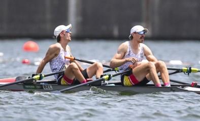 """Tim Brys en Niels Van Zandweghe stranden op een vijfde plaats in hun olympische finale: """"de omstandigheden waren niet fair"""""""