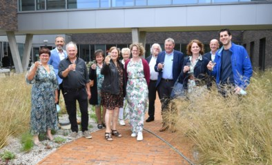 Apotheose actie Hart voor Wijnegem: fraaie oase voor WZC Rustenborg