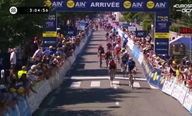 Alvaro Hodeg zorgt in Ronde van de Ain voor veertigste zege voor Deceuninck - Quick-Step