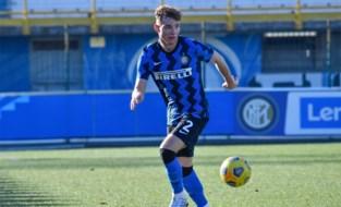 Kogel door de kerk: Club Brugge huurt jonge Belg Tibo Persyn voor één jaar van Inter (met aankoopoptie)