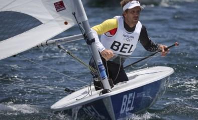 Wannes Van Laer eindigt als veertiende in zevende regatta