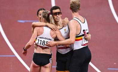 Pech voor Belgische gemengde 4x400meter-ploeg: topfavoriet Amerika alsnog opgevist na diskwalificatie