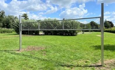 "Multifunctioneel sportnet op speelterrein Buitengewoon Plekje: ""Een Vlaamse primeur"""