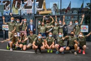 Stad steunt jongeren in zoektocht naar 1 miljoen handtekeningen voor ecoscore