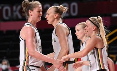 Belgian Cats al geplaatst voor kwartfinale dankzij Chinese zege