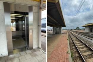 Station van Landegem opent nieuwe liften