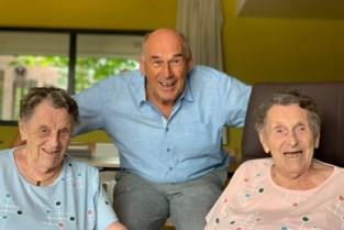 Zie ze stralen: de oudste tweeling van het Meetjesland is 96