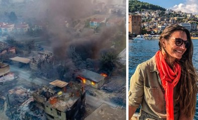 """Vlamingen zijn getuige van drama's in door bosbranden geteisterd Turkije: """"Ik hoop dit nooit meer te zien"""""""