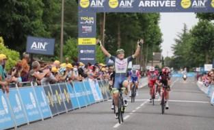 Georg Zimmermann pakt ritzege voor Intermarché-Wanty-Gobert in Ronde van de Ain, Harm Vanhoucke derde