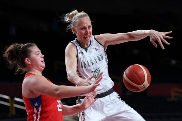 """Ann Wauters maakt haar eerste minuten op de Olympische Spelen: """"Ik moet er niet belachelijk over doen: dit is echt wel speciaal"""""""