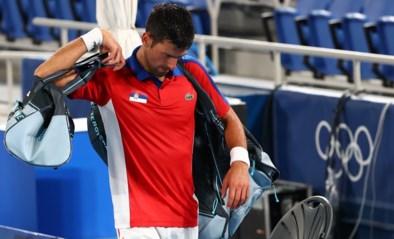 Verrassing in tennis op Olympische Spelen: Geen Golden Slam voor Novak Djokovic, Zverev speelt finale tegen Khachanov