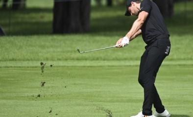 """Golfer Thomas Detry put vertrouwen uit tweede ronde: """"Ik geloof echt in een medaille"""""""
