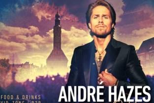 Geplande concert van André Hazes in Herentals gaat niet door