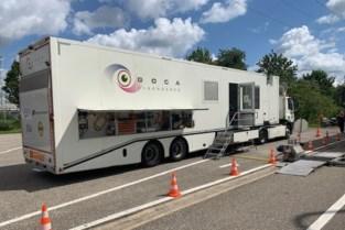 Controles op vrachtwagens in Diepenbeek: 12 overtredingen