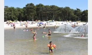 Kempense zwemvijvers blikken terug op natste julimaand in veertig jaar