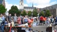Rommelmarkt solidair met slachtoffers overstromingen