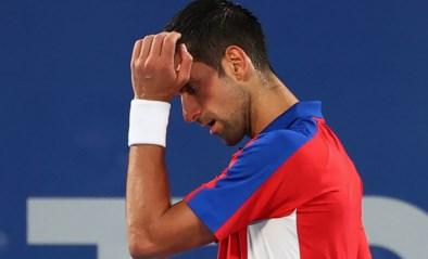 OS LIVE. Geen Golden Slam voor Novak Djokovic, nu al 18e (!) gouden medaille voor Japan