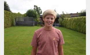 Eerste auditie is meteen raak voor Senne (13): hij speelt een van de hoofdrollen in musical Smike