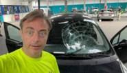 Carwash loopt slecht af voor auto van Bart De Wever