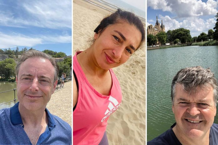Van vaste stek in Wenduine tot kamperen in Albanië: hier gaan onze politici op vakantie