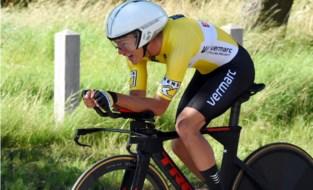 Thibau Nys leider af in Ronde van Vlaams-Brabant, Tomas Kopecky slaat dubbelslag na tijdritwinst