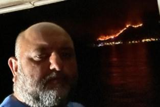 """Brand in Zuid-Turkije schrikt Genkse familie op: """"Over zee moeten vluchten"""""""