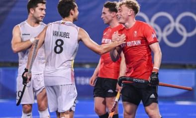 Red Lions sluiten groepsfase af met 2-2-gelijkspel tegen Groot-Brittannië