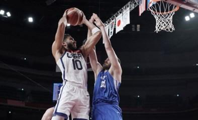 Amerikaanse basketballers ontbinden hun duivels tegen Tsjechië en plaatsen zich voor kwartfinales