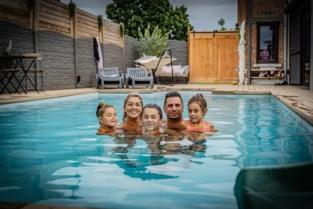 Aantal aanvragen voor vergunde zwembaden blijft maar toenemen