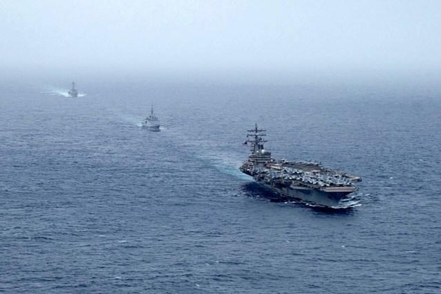 Israël zegt dat Iran verantwoordelijk is voor aanval op olietanker voor kust van Oman