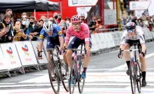 Neilson Powless wint uitgeregende en spectaculaire Clasica San Sebastian na sprint met drie
