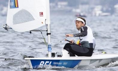"""Zeiler Wannes Van Laer teleurgesteld na derde Spelen op rij: """"Ik had moeite om ritme te vinden"""""""