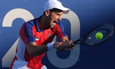 OS LIVE. Djokovic ontsnapt, onwaarschijnlijke reeks van Ledecky