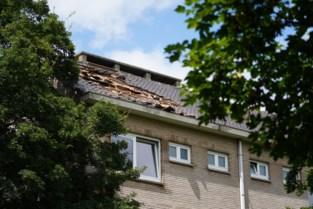 Brand in Nieuw Gent: dak van woning is verwoest