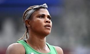Nigeriaanse spurtster Okagbare verlaat Spelen met positieve dopingtest