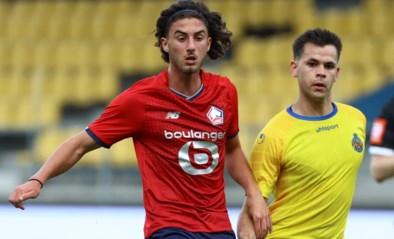 Waasland-Beveren huurt Jacob Montes van Crystal Palace