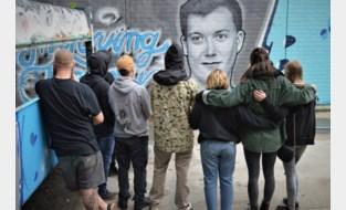 """Kunstwerk is ultieme eerbetoon aan overleden Boyd (22): """"Jammer dat hij niet kan zien hoeveel liefde er is voor hem"""""""